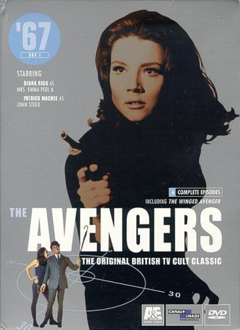 The Avengers - The '67 Collection: Set 1 (2-DVD)
