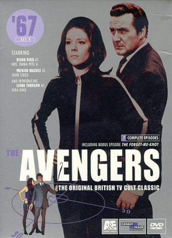 The Avengers - The '67 Collection: Set 4 (2-DVD)
