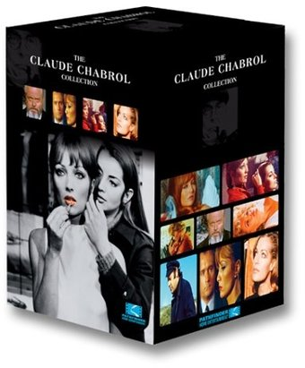 The Claude Chabrol Collection 8 Films
