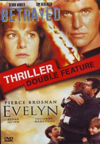 Thriller Double Feature: Betrayed (1988) / Evelyn