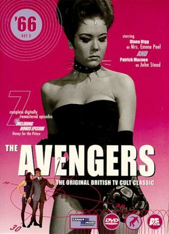 The Avengers - The '66 Collection: Set 2 (2-DVD)
