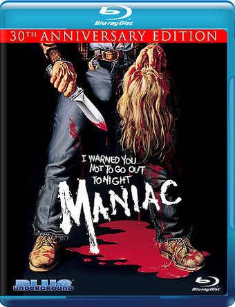 Maniac (30th Anniversary Edition) (Blu-ray)