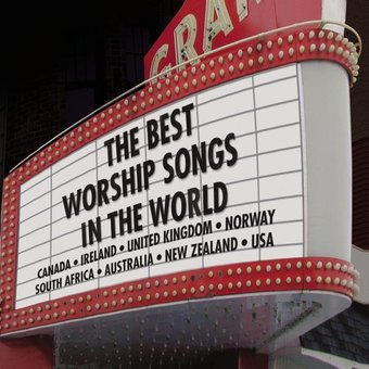 The Best Worship Songs In The World 2 Cd 2007 Sony