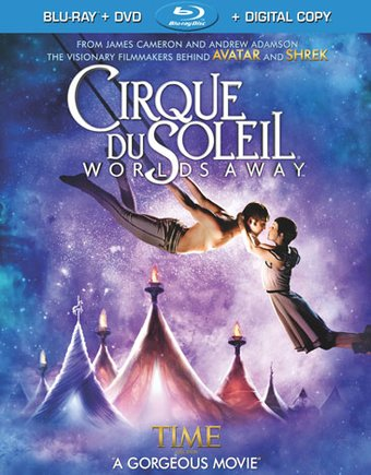 Cirque du Soleil - Worlds Away (Blu-ray + DVD)