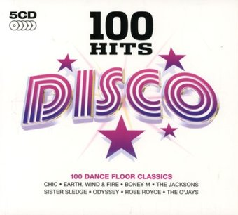 100 Hits: Disco (5-CD)