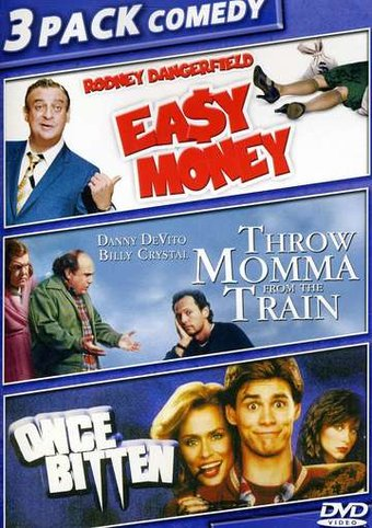 Comedy 3-Pack (Easy Money / Throw Momma from the
