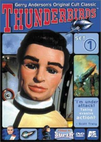 Thunderbirds - Set 1 (2-DVD)