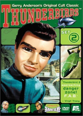 Thunderbirds - Set 2 (2-DVD)
