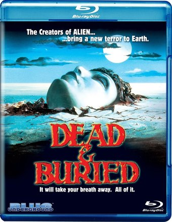 Dead and Buried (Blu-ray)