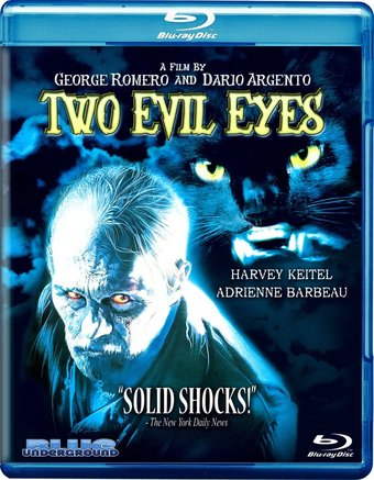 Two Evil Eyes (Blu-ray)