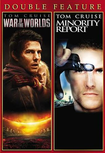 War of the Worlds / Minority Report (2-DVD)