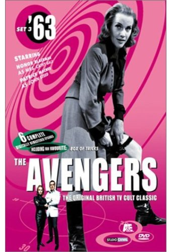 The Avengers - The '63 Collection: Set 3 (2-DVD)