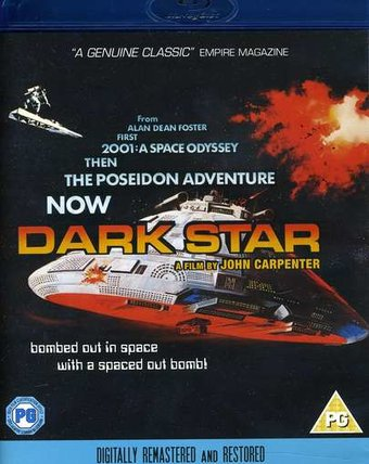 Dark Star [Import] (Blu-ray)