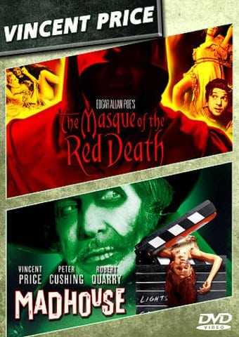 The Masque of the Red Death (1964) / Madhouse