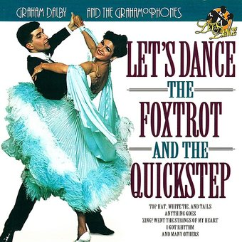 Let's Dance the Foxtrot & Quickstep (2-CD)