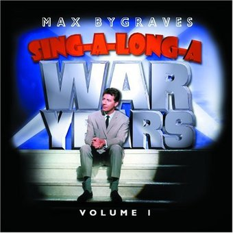 Volume 1 - Sing-A-Long - A War Years [Import]