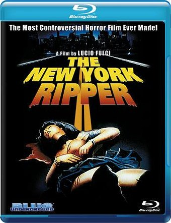 The New York Ripper (Blu-ray)