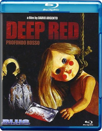 Deep Red: The Hatchet Murders (Blu-ray)
