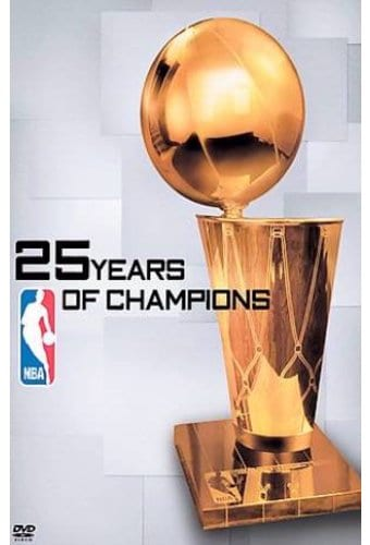 NBA: 25 Years of Champions (5-DVD)