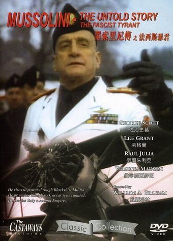 Mussolini: The Untold Story [Import]