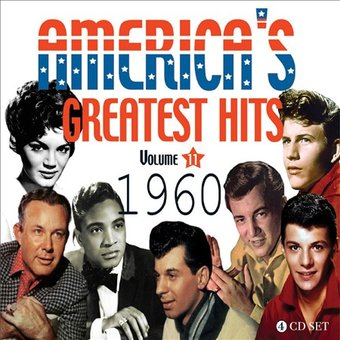 America's Greatest Hits: 1960 (4-CD)