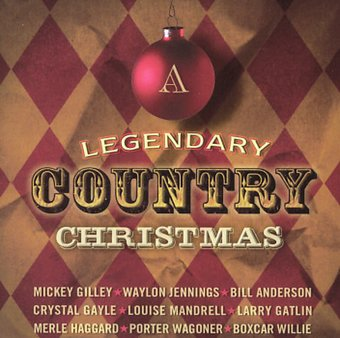 Legendary Country Christmas