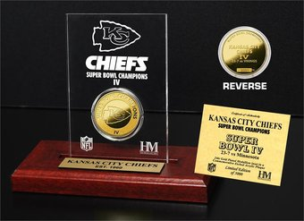 Football - Kansas City Chiefs - Super Bowl Champs