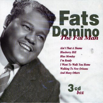 The Fat Man (3-CD)