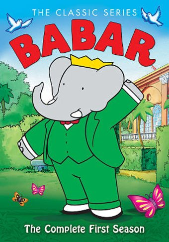 Babar - Complete 1st Season (2-DVD)