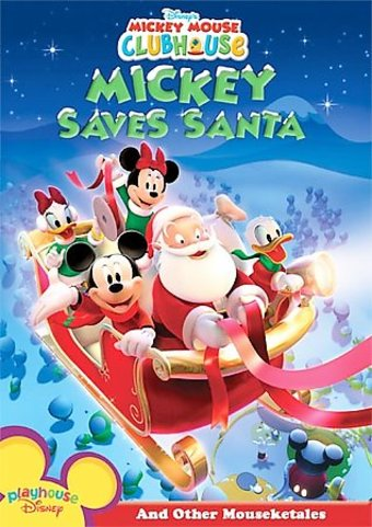 Mickey Mouse Clubhouse - Mickey Saves Santa and