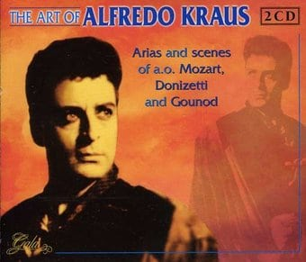 Art of Alfredo Kraus in Opera