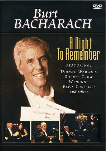 Burt Bacharach: A Night to Remember