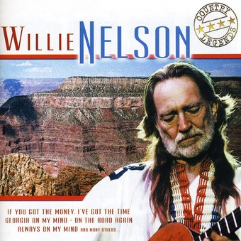 Willie Nelson [Country Legends]