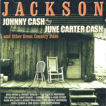 Jackson: Great Country Duo's