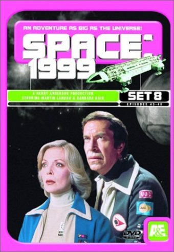 Space: 1999 - Set 8 (2-DVD)