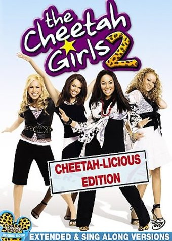 Cheetah Girls 2: Cheetah-licious Edition