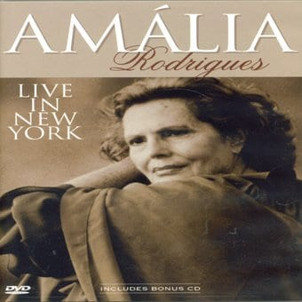 Amalia Rodrigues: Live in New York