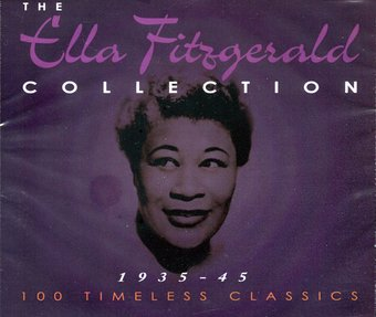 The Ella Fitzgerald Collection, 1935-45: 100