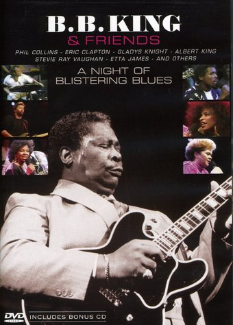 B.B. King and Friends - A Night of Blistering