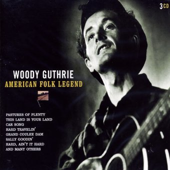 American Folk Legend (3-CD)