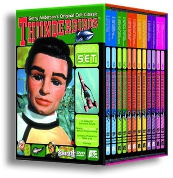 Thunderbirds - Megaset (Sets 1-6) (12-DVD)