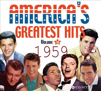 America's Greatest Hits: 1959 (4-CD)