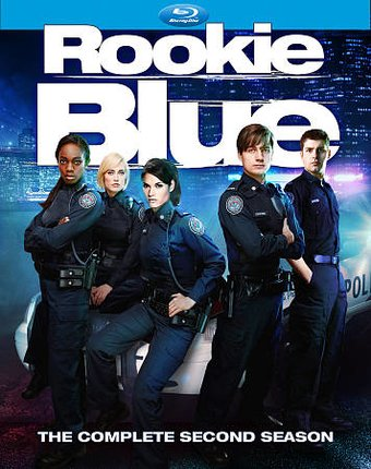 Rookie Blue - Complete 2nd Season (Blu-ray)