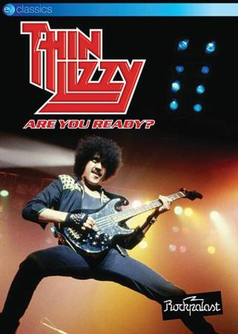 Rockpalast: Thin Lizzy - Are You Ready?