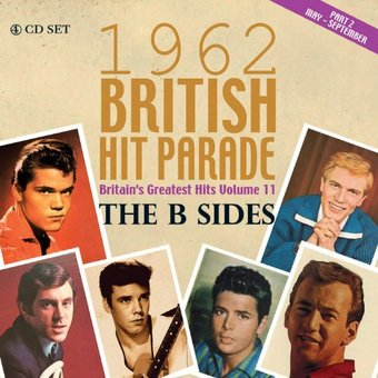 British Hit Parade: 1962 - B-Sides, Part 2 (4-CD)