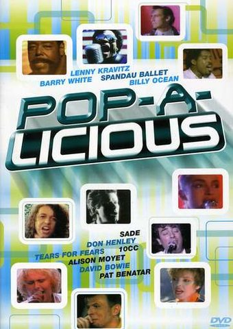 Pop-a-Licious: 16-Video Collection