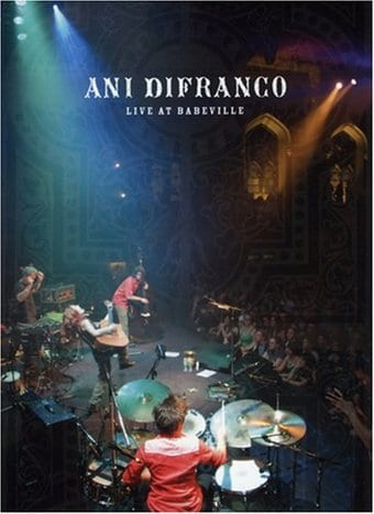 Ani DiFranco - Live At Babeville