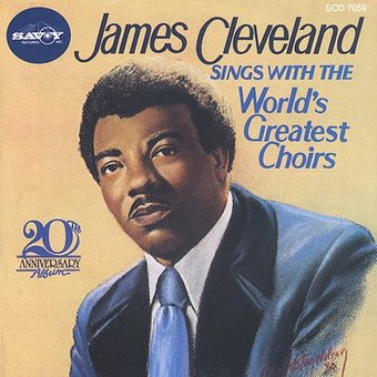 James Cleveland with the World's Greatest Choirs