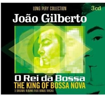 O Rei de Bossa: The King of Bossa Nova (3-CD)