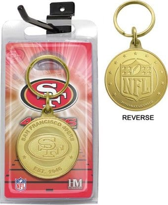 Football - San Francisco 49ers Bronze Bullion